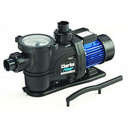 CLARKE 750 watts 1 HP SELF PRIMING SWIMMING POOL PUMP 230 vol