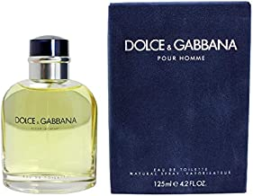 Dolce And Ghabbana Pour Homme EDT 125ml