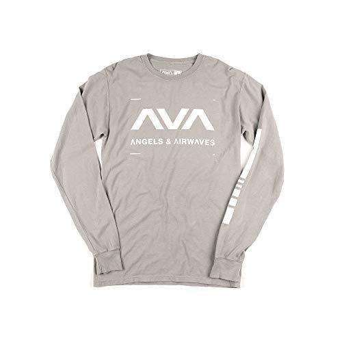 Angels & Airwaves Data L/S T-Shirt Concrete