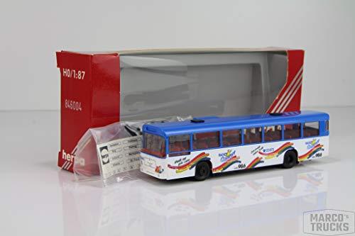 herpa MAN SÜ 240 Bus Radio Charivari Nr. 846004 /H10855
