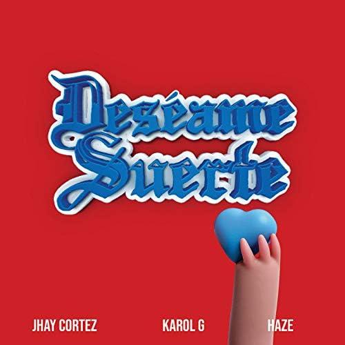 Jhay Cortez, Karol G & Haze