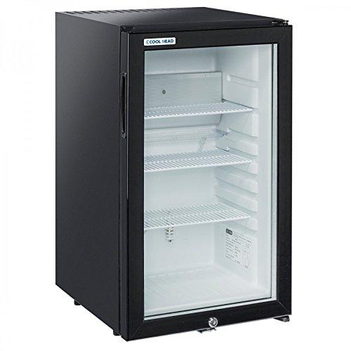 Mini vetrina frigo Serie RCG50A porta battente Hotel bar ristorante