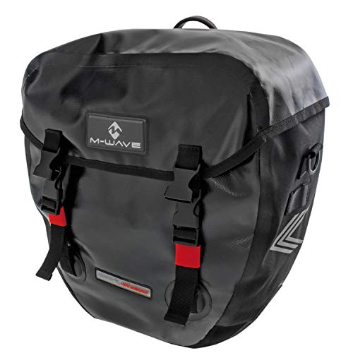 Best Price M-Wave Canada Pro Large Side Bags (Pair)
