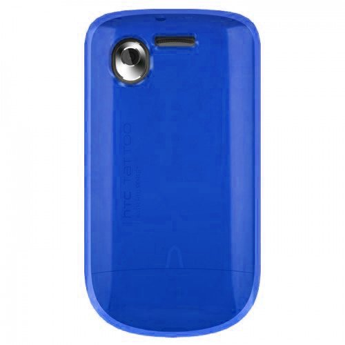 Katinkas Soft Cover voor HTC Tattoo blauw