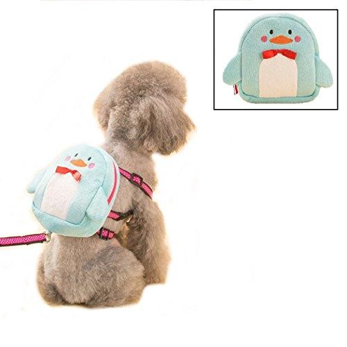 Stock Show Pet Dog Cartoon Backpack Harness