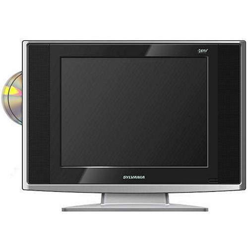 Best Review Of Sylvania 15 Digital LCD Tv and DVD Combo