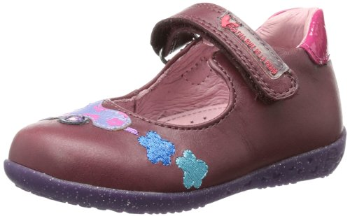 Agatha Ruiz de la Prada Granate (Kaiser), Chaussures Premiers Pas bébé - Multicolore - Mehrfarbig (Granate), 20 EU
