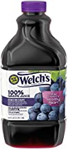 Welch's 100% Juice, Concord Grape, No Sugar Added, 64 Ounce Bottle