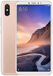 Xiaomi Mi Max 3 6.9 Inch 4GB 64GB Smartphone Gold Chinese version