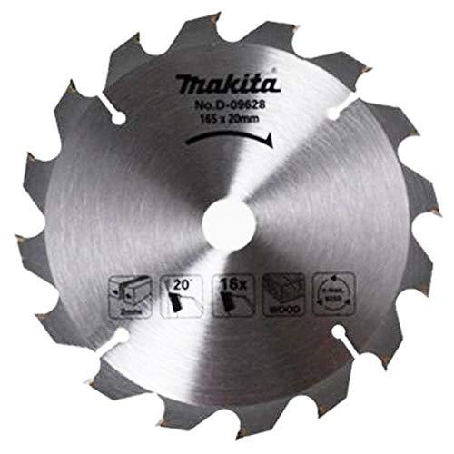 Makita D-09628 HM-zaagblad 165x20x16Z