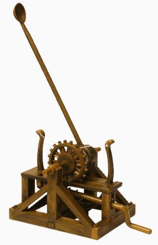 Elenco Catapult - Leonardo Da Vinci Kit # Edu-61009