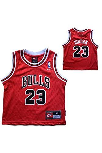 Maglia canotta Ragazzo NBA - Michael Jordan - Chicago Bulls - Taglia S
