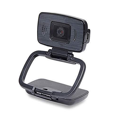coxxlloo 720P HD Webcam con micrófono, cámara USB for Ordenador, Enfoque automático de Webcam for conferencias, reuniones de Negocios a Distancia Visita al médico yo Oficina remota Conveniente for el