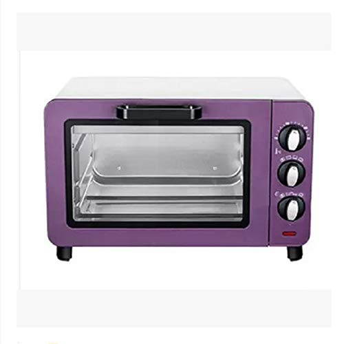 41myMI0c4uL. SS500  - 15L Capacity Mini oven oven mini oven Multifunction electric oven Power 1200W 100-230 degree purple Stainless steel…