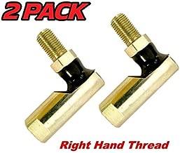 (2 Pack) Cub Cadet, MTD 923-0156 - 923-3018 - 723-3000 Ball Joint 3/8-24 RH Thread - HD Switch