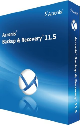 Vollversion Acronis Backup & Recovery 11.5 Advanced Server SBS Edition with Universal Restore incl. AAP BOX / Englisch / -