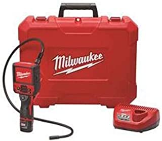 Milwaukee Electric Tool 2315-21 M12 M-Spector Flex Inspection Camera Cable Kit, 3', 13.58