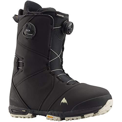 Burton - Boots De Snowboard Photon Boa Black Homme Noir - Homme - Taille 43 - Noir