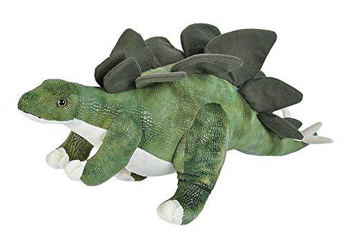 Wild Republic Kuscheltier Dino Stegosaurus, Dinosaurier Plüschtier, Stofftier 63 cm