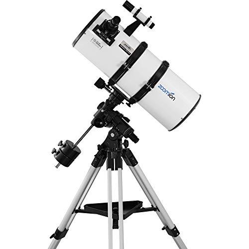 Zoomion Genesis 200/800 EQ-4 telescopio astronómico