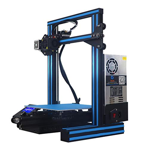 DM-DYJ Imprimante 3D De Niveau Bureau, Famille Éducation FDM ± 0.1mm Panne De Courant, Continuer À Se Battre, Taille d'impression 220 * 220 * 250
