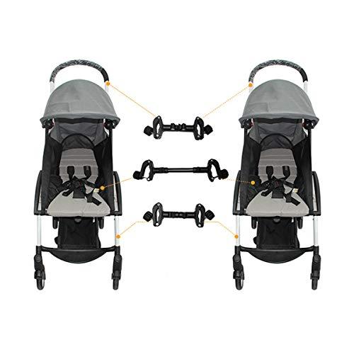 xingxing Industrial Hardware - Juego de 3 conectores para cochecito de bebé para Yoyo
