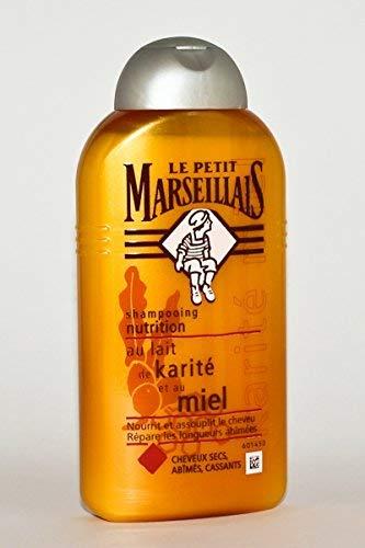 Le Petit Marseillais Shampooing nutrition au lait de karité et au miel - nährendes Shampoo mit Karitemilch und Honig