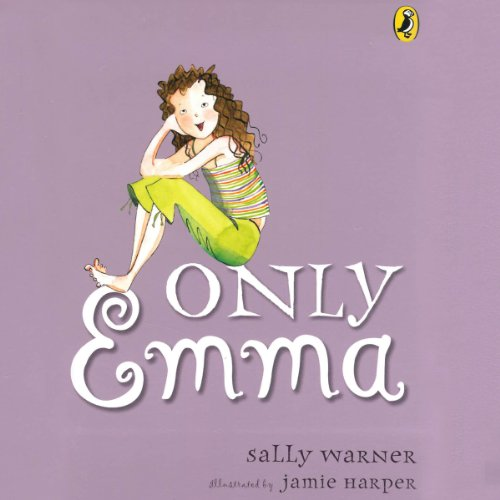 Only Emma audiobook cover art