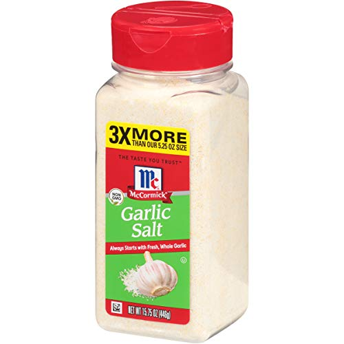 McCormick Garlic Salt, 15.75 OZ