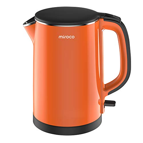 Our #1 Pick is the Miroco 1.5L Electric Kettle