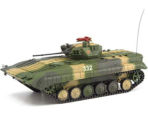 Yxxc Educational Toy Kit 1:72 Scale Diecast Tank Model, Type 86Infantry Fighting Vehicle China Plastic, Military Toys and Gifts, 3.7Inch X1.6Inch