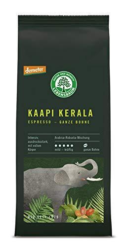 Lebensbaum Bio Espresso Kaapi Kerala, ganze Bohne (6 x 250 gr)