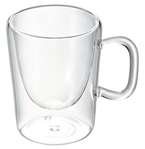 Luigi Bormioli Etiopia Origin - Taza de café (8,5 cl, Caja de 2 Unidades)