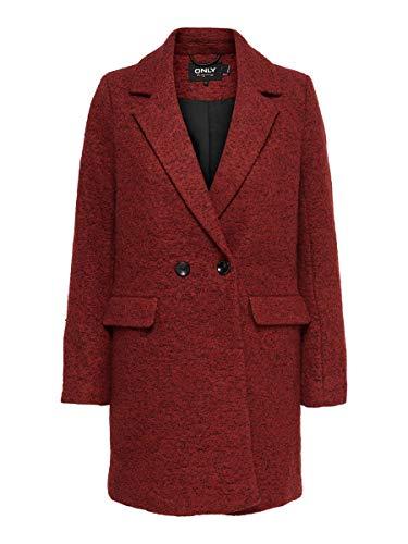 ONLY Female Mantel Woll XLFired Brick
