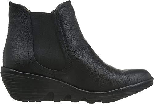 Fly London Damen Phil Chelsea Boots, Schwarz (Black), 40 EU