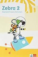 Zebra 2. Paket. Klasse 2: Paket: Arbeitsheft Sprache, Arbeitsheft Lesen/Schreiben mit digitalen Medien Klasse 2