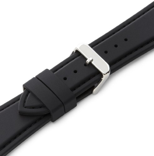Men's' Silicone Watch Strap (Model: MS3346RA 180)