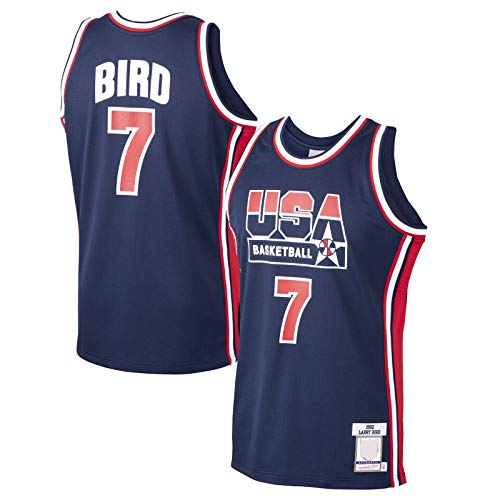 Armada #Nombre? Jersey #7 Baloncesto Bordado Sueño Equipo JerseyEmbroidery Icono Edición