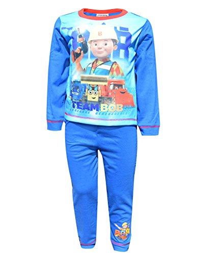 Bob der Baumeister Kids Snuggle Fit Long Length Pyjama