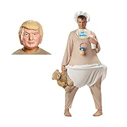 Baby trump costume -someone call the Waaah -bulance