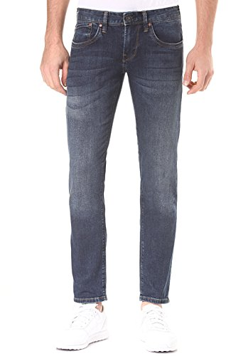 Pepe Jeans Herren Jeans Hatch, Denim (11OZ BROKEN TWILL STR DK), 30W/34L