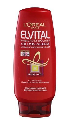 L'Oréal Paris Elvital Lot de 6 flacons de gel de soin 200 ml