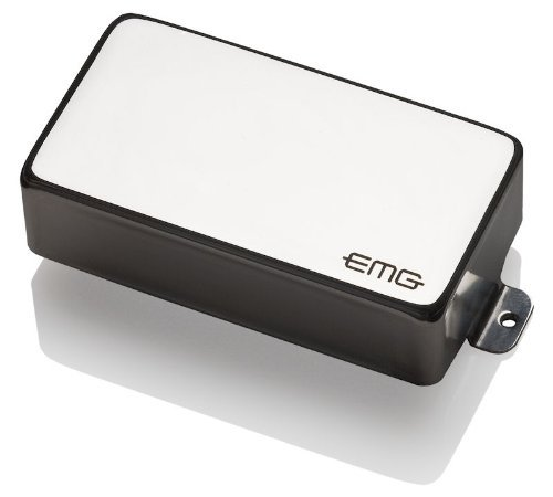 EMG 85-Chrome Humbucking Alnico Active Guitar Pickup