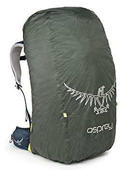 Osprey Ultralight Raincover for 30 - 50L Packs, Mixte Adulte, Gris (Shadow Grey), M
