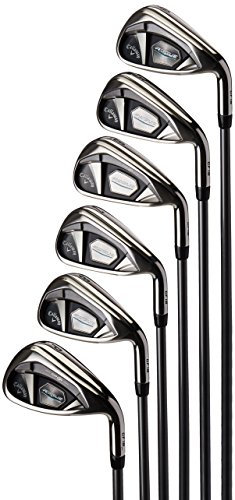 Callaway Rogue X - Hierros de Golf, Hombre, Gris, 4P Ref. 4A284432C3376