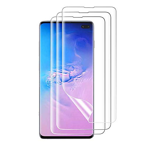 Película Gel Transparente Cobertura Total Samsung Galaxy S10+ (s10 plus)