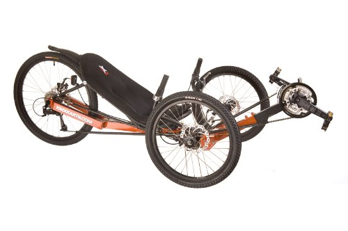 KMX Cobra Recumbent Trike