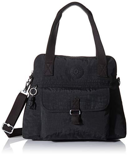 Kipling Pahneiro Handbag Black Noir