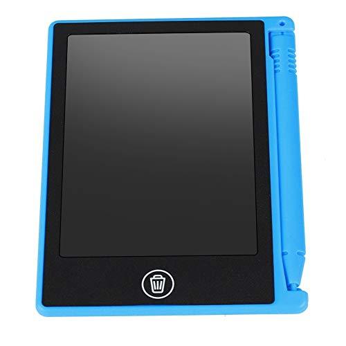 電子ライティングボード Brocan 液晶4.5inch リスト・メモを書く 子どもの描画ボード(青)