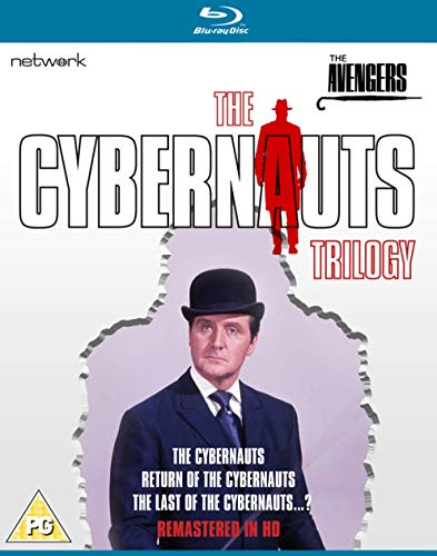 The Avengers: The Cybernauts Trilogy [Blu-ray] [Region Free]